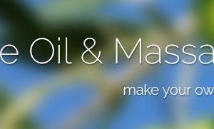 Massage Blends & Base Oils