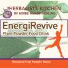 EnergiRevive Powder Label