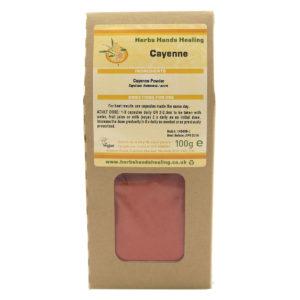 Cayenne Powder 1100