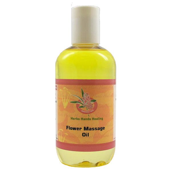 Flower Massage Oil