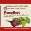 Pumpbeet label